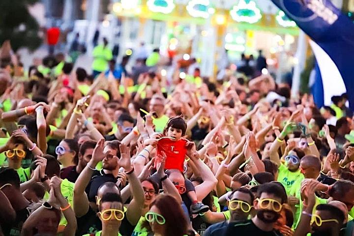 Immagine Fluo Run Bologna