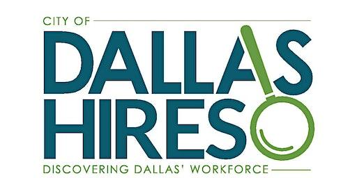 Dallas Hires: Discovering Dallas' Workforce