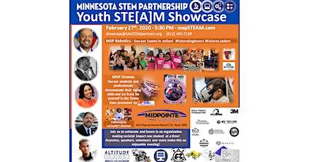 Youth STE[A]M Showcase & Celebration [Minnesota STEM Partnership] 2020 tickets