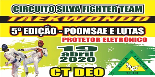 5° Circuito SilvaFighterTeam de Taekwondo