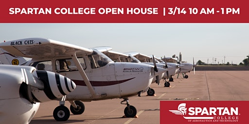 Spartan College - Tulsa Campus Open House