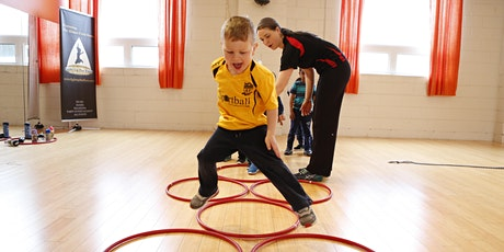 Complimentary Sportball Class For Your Child at Springbank Dancers tickets