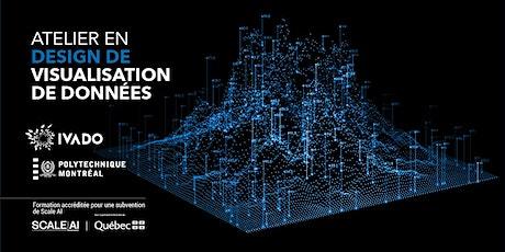 Atelier de design en visualisation de données tickets