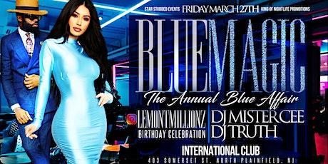 """""""BLUE MAGIC"""" The Annual Blue Affair tickets"""