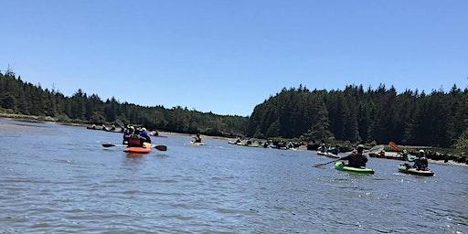 Kayaking the Estuary