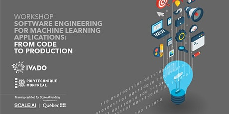 Software Engineering for Machine Learning Apps: From Code to Production tickets