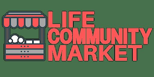 Life Community Market Day