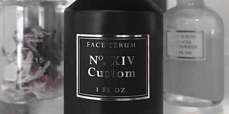 Natural Face Serum Workshop tickets