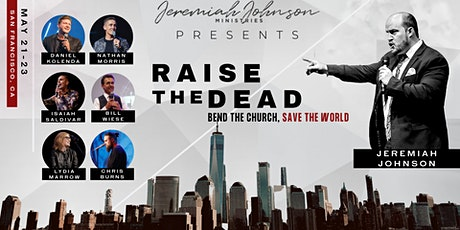 Raise the Dead Conference tickets