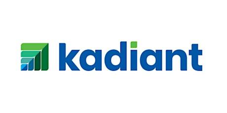 Kickback with Kadiant tickets