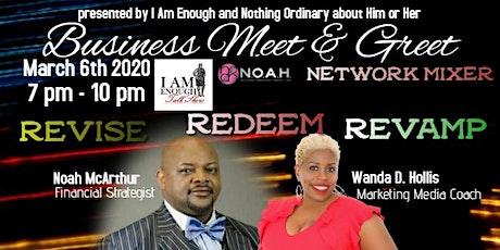 Business Meet & Greet Network Mixer tickets