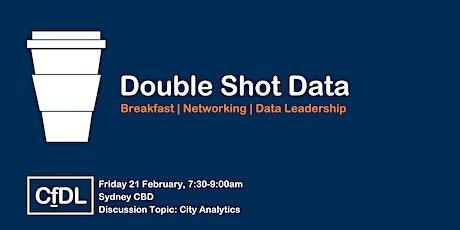 Double Shot Data tickets