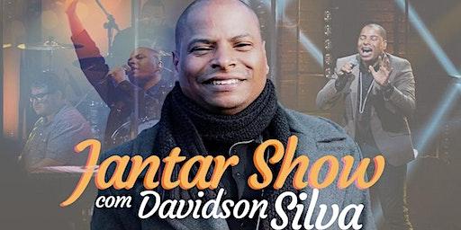 Jantar Show com Davidson Silva