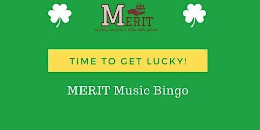 MERIT Music Bingo