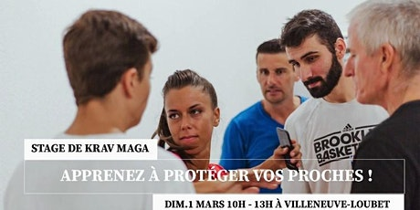 APPRENEZ A PROTEGER VOS PROCHES ! tickets