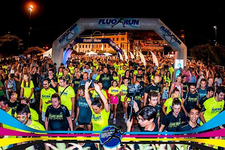 Immagine Fluo Run Genova