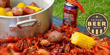 Fat Tuesday Crawfish Boil tickets