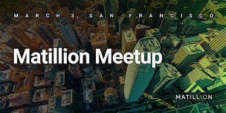 Matillion Meetup: Data Transformation for Cloud Data Warehouses tickets