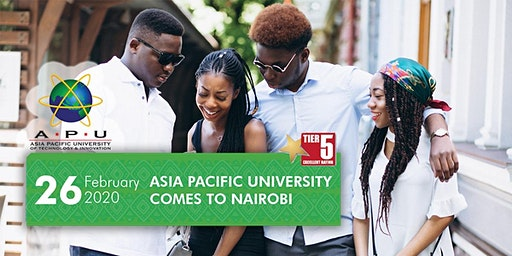 Asia Pacific University, Malaysia comes to Nairobi