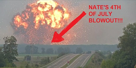 Nate's 4th of July Blowout 2020, If I run you run! tickets