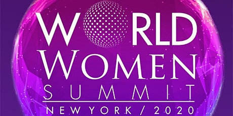 WORLD WOMEN SUMMIT NEW YORK 2020 tickets