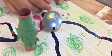 Storytelling with Ozobots (Richvale Library) tickets