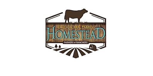 Oklahoma Family Homestead celebration dinner