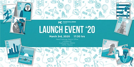 MassChallenge Mexico Launch Event 2020 boletos