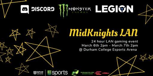 DC Esports MidKnights LAN