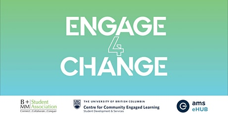 Engage for Change tickets