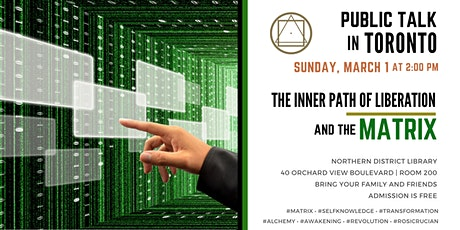 The inner Path of Liberation and the Matrix tickets