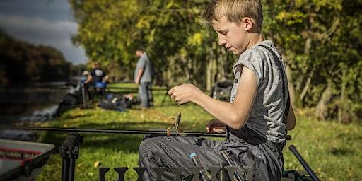 Get Fishing at Suffolk Water Park, Ipswich