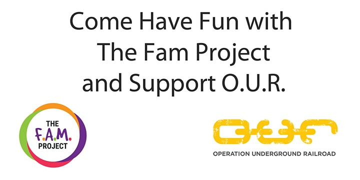 The FAM Project Community Family Carnival to Help Benefit O.U.R. image