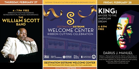 Destination Sistrunk Welcome Center Groundbreaking Celebration tickets
