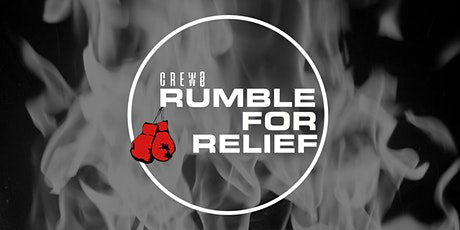 RUMBLE FOR RELIEF tickets