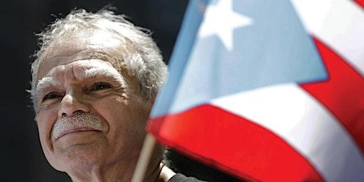 Oscar López Rivera at La Peña Cultural Center
