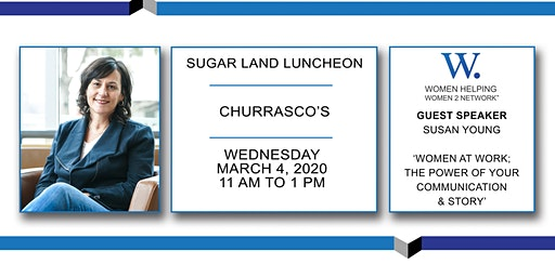 WHW2N - Sugar Land Luncheon