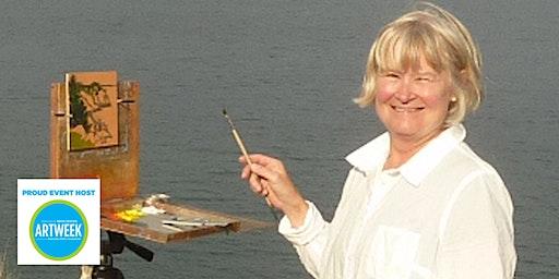 Plein Air Painting with Bobbi Heath
