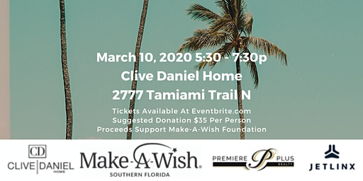 Tropical Tuesday: Gregg Poole Real Estate & Make-A-Wish