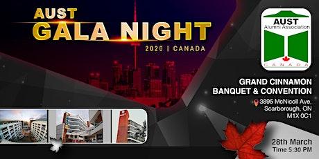 AUST GALA NIGHT 2020 l MARCH 28 tickets
