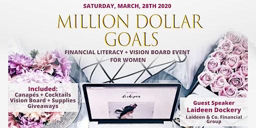 Million Dollar Goals: Financial Literacy Event for Women