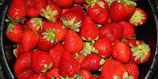 Canning Workshop - Strawberry Jam
