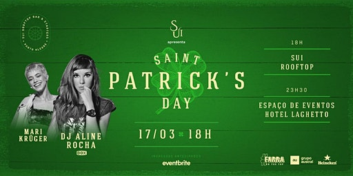 Saint Patrick's Day - Sui Rooftop