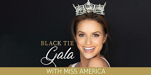 Miss America Homecoming - Black Tie Gala