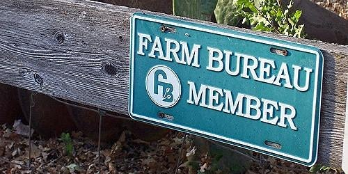 El Dorado County Farm Bureau Annual Dinner