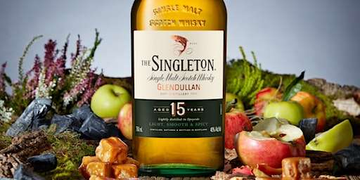 The Singleton Scotch and Dessert Competition
