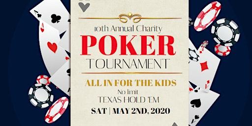 BGCV & BGCMLA's 10th Annual Texas Hold'Em Charity Poker Tournament