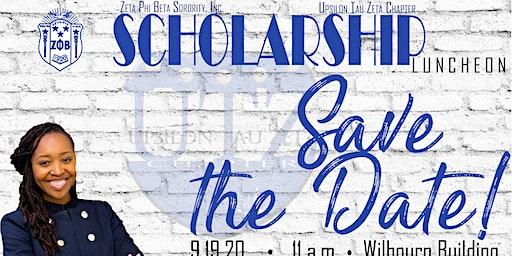 Upsilon Tau Zeta Scholarship Luncheon