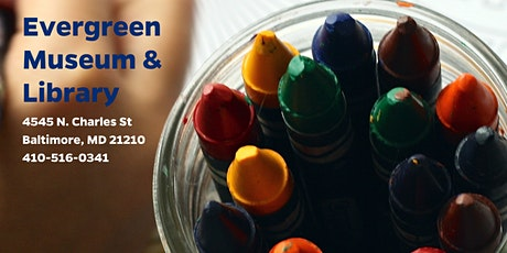 POSTPONED - Saturday Kids' Art Program tickets