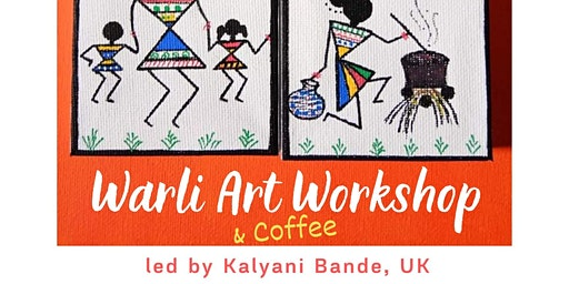 Warli Art Workshop + Coffee [SOLD OUT]